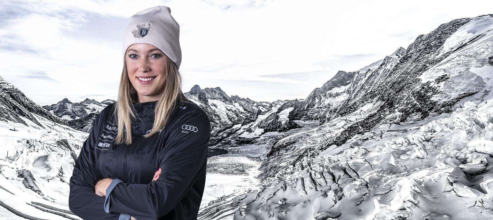 Jessica Keiser - Die neue Markenbotschafterin für Flexside GelBetten